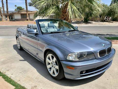 2003 BMW 3 Series for sale at CORTES MOTORS in Las Vegas NV