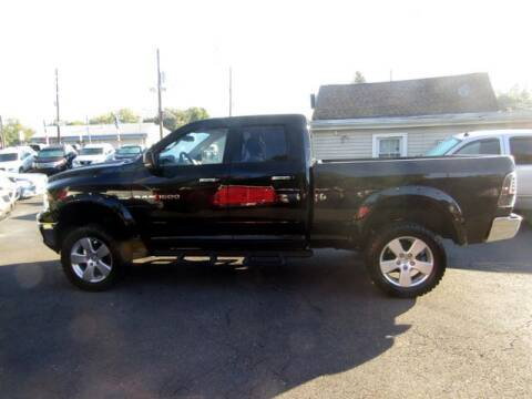 2011 RAM Ram Pickup 1500 for sale at American Auto Group Now in Maple Shade NJ