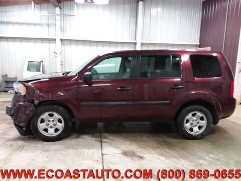 2013 Honda Pilot for sale at East Coast Auto Source Inc. in Bedford VA