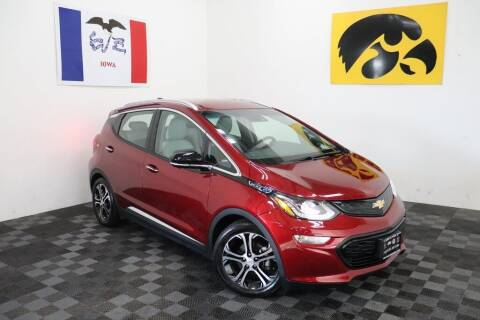2020 Chevrolet Bolt EV for sale at Carousel Auto Group in Iowa City IA