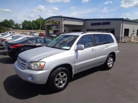 2004 Toyota Highlander for sale at KARS R US of Spartanburg LLC in Spartanburg SC