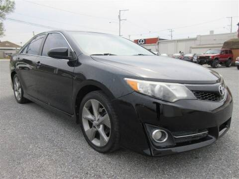 2012 Toyota Camry for sale at Cam Automotive LLC in Lancaster PA