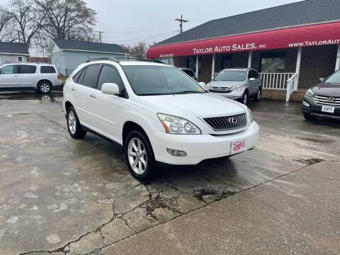 2009 Lexus RX 350 for sale at Taylor Auto Sales Inc in Lyman SC