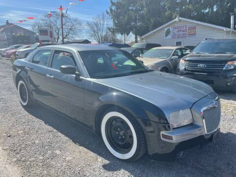 2007 Chrysler 300 for sale at Trocci's Auto Sales in West Pittsburg PA
