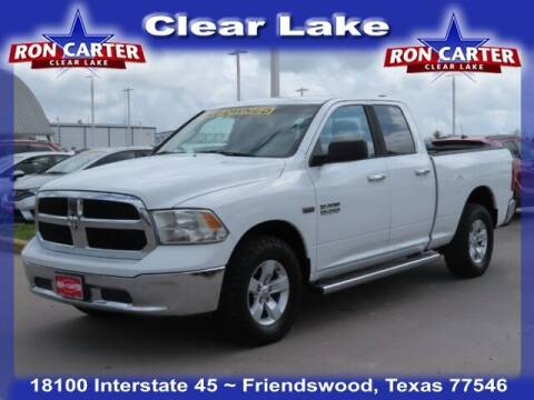 2014 RAM Ram Pickup 1500 for sale at Ron Carter  Clear Lake Used Cars in Houston TX
