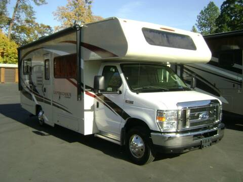 2020 Coachmen Leprechaun 230CB / 26ft for sale at Jim Clarks Consignment Country - Class C Motorhomes in Grants Pass OR