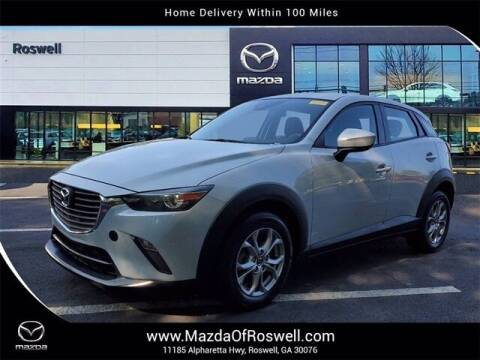 2018 Mazda CX-3 for sale at Mazda Of Roswell in Roswell GA