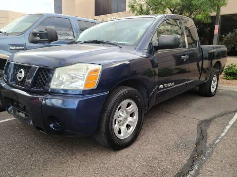 2007 Nissan Titan for sale at Arizona Auto Resource in Tempe AZ