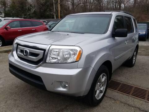 2011 Honda Pilot for sale at AMA Auto Sales LLC in Ringwood NJ