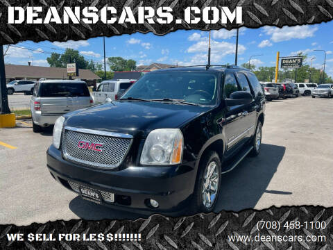 2009 GMC Yukon for sale at DEANSCARS.COM in Bridgeview IL