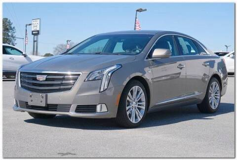 2019 Cadillac XTS for sale at WHITE MOTORS INC in Roanoke Rapids NC