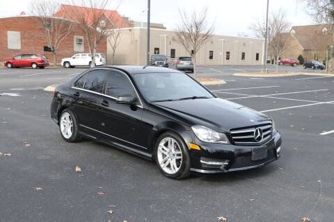 2014 Mercedes-Benz C-Class for sale at Auto Collection Of Murfreesboro in Murfreesboro TN