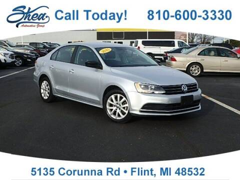 2015 Volkswagen Jetta for sale at Jamie Sells Cars 810 - Linden Location in Flint MI