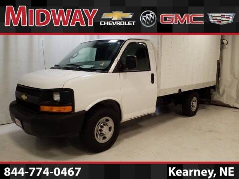 2016 Chevrolet Express Cutaway for sale at Midway Auto Outlet in Kearney NE