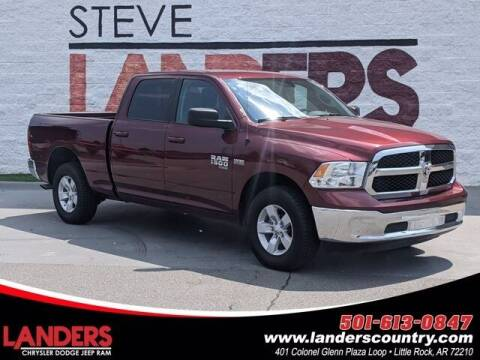 2020 RAM Ram Pickup 1500 Classic for sale at The Car Guy powered by Landers CDJR in Little Rock AR