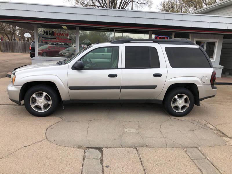 2005 Chevrolet TrailBlazer EXT for sale at Midtown Motors in North Platte NE