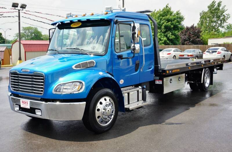 2020 Freightliner M2 Extended Cab for sale at Ricks Auto Sales, Inc. in Kenton OH