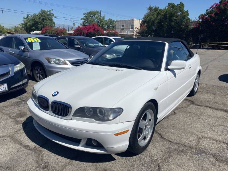 2004 BMW 3 Series for sale at AutoHaus in Colton CA