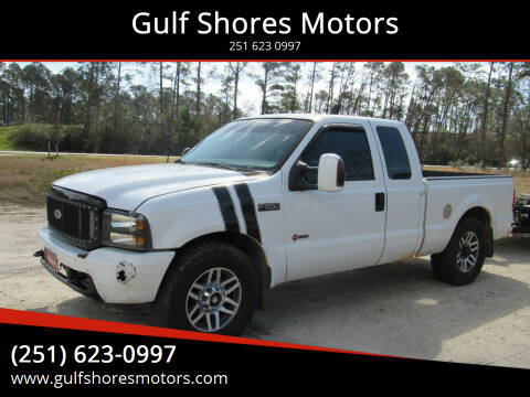2000 Ford F-250 Super Duty for sale at Gulf Shores Motors in Gulf Shores AL