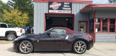 2013 Nissan 370Z for sale at Stach Auto in Janesville WI