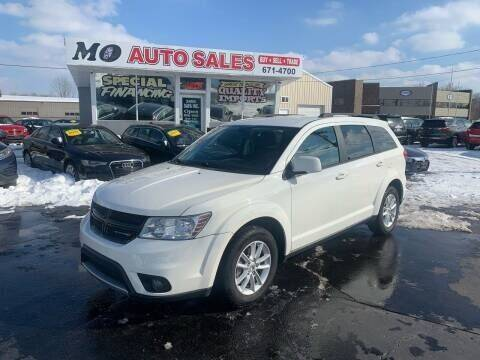 2018 Dodge Journey for sale at Mo Auto Sales in Fairfield OH