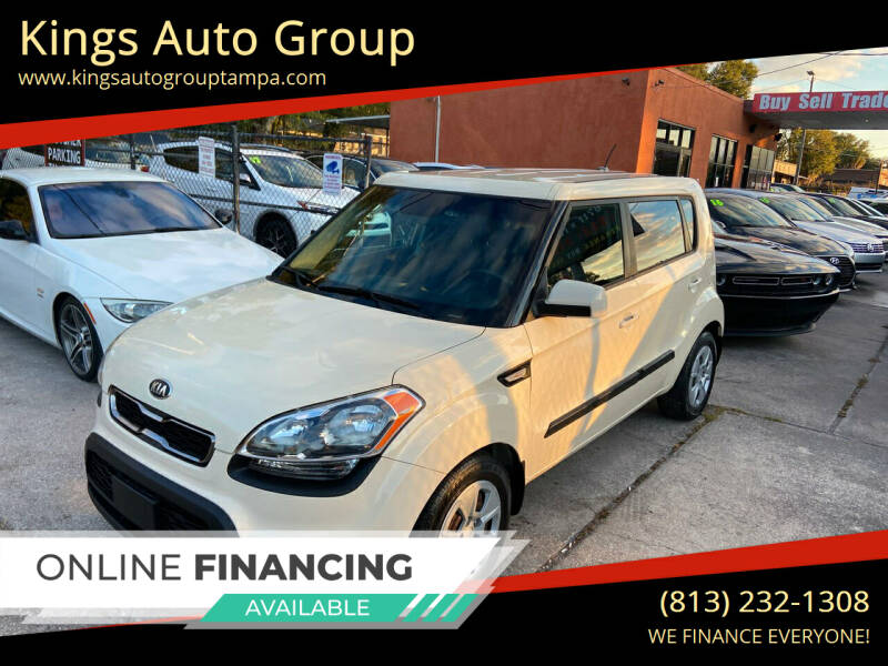 2013 Kia Soul for sale at Kings Auto Group in Tampa FL