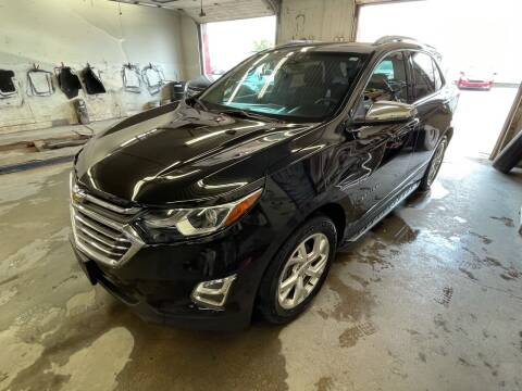 2019 Chevrolet Equinox for sale at Hill Motors in Ortonville MN