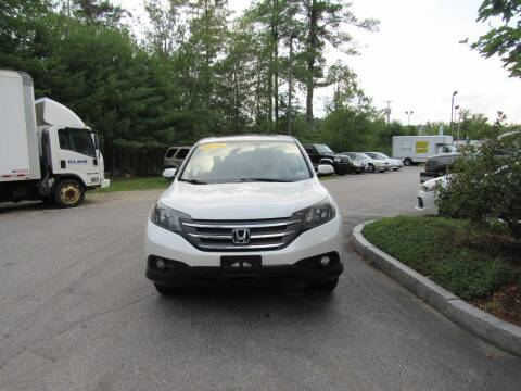 2013 Honda CR-V for sale at Heritage Truck and Auto Inc. in Londonderry NH