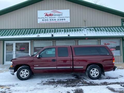 2001 Chevrolet Silverado 1500 for sale at AutoSmart in Oswego IL