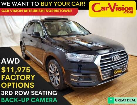 2018 Audi Q7 for sale at Car Vision Mitsubishi Norristown in Trooper PA