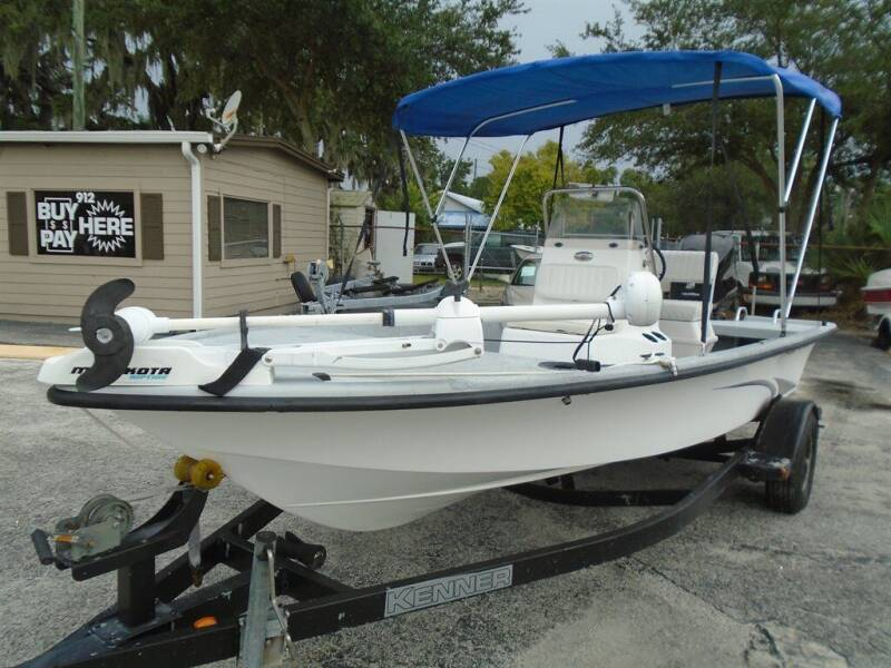 2006 Kenner Center Console for sale at New Gen Motors in Bartow FL