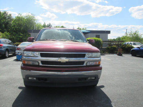 2005 Chevrolet Tahoe for sale at Olde Mill Motors in Angier NC