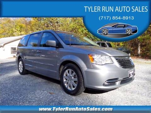 2015 Chrysler Town and Country for sale at Tyler Run Auto Sales in York PA