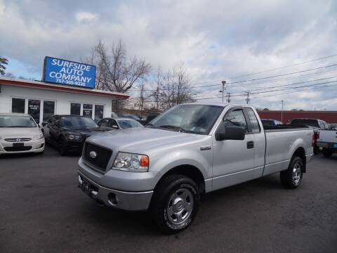 2006 Ford F-150 for sale at Surfside Auto Company in Norfolk VA