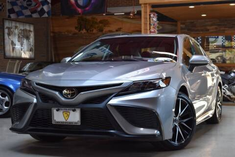 2021 Toyota Camry for sale at Chicago Cars US in Summit IL
