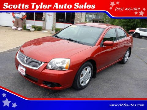 2012 Mitsubishi Galant for sale at Scotts Tyler Auto Sales in Wilmington IL