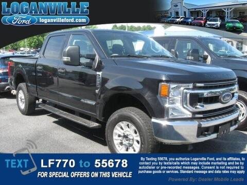 2020 Ford F-250 Super Duty for sale at Loganville Quick Lane and Tire Center in Loganville GA