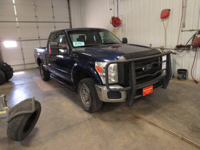 2011 Ford F-250 Super Duty for sale at Grey Goose Motors in Pierre SD