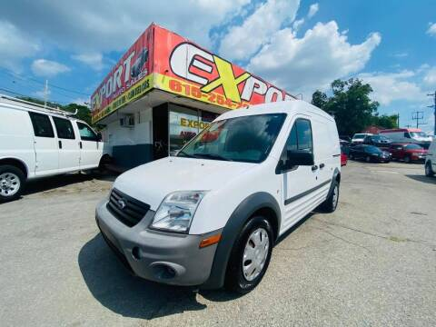 2012 Ford Transit Connect for sale at EXPORT AUTO SALES, INC. in Nashville TN