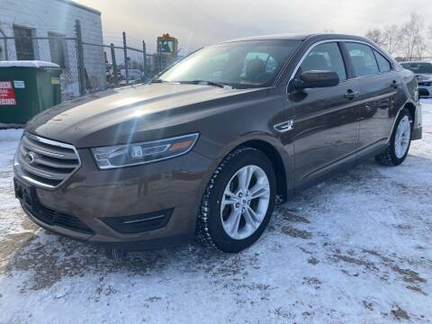 2015 Ford Taurus for sale at SUNSET CURVE AUTO PARTS INC in Weyauwega WI