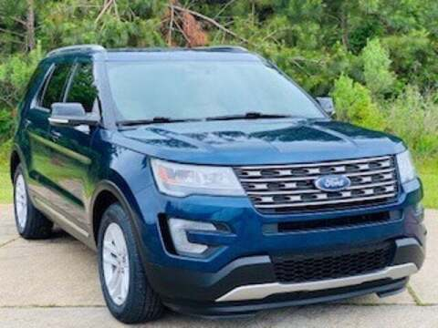 2017 Ford Explorer for sale at Rogel Ford in Crystal Springs MS