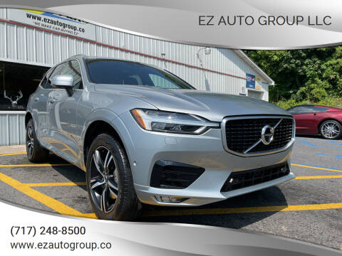 2018 Volvo XC60 for sale at EZ Auto Group LLC in Lewistown PA