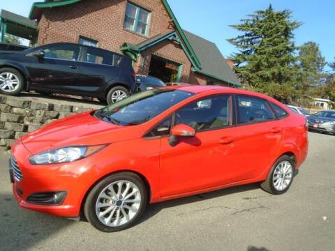 2014 Ford Fiesta for sale at Carsmart in Seattle WA