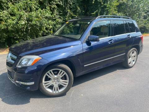 2014 Mercedes-Benz GLK for sale at Import Performance Sales in Raleigh NC