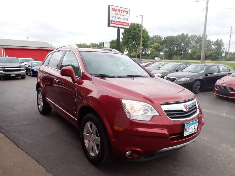 2008 Saturn Vue for sale at Marty's Auto Sales in Savage MN