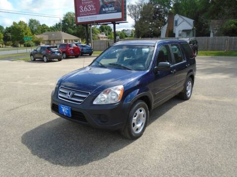 2006 Honda CR-V for sale at Michigan Auto Sales in Kalamazoo MI