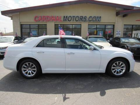 2012 Chrysler 300 for sale at Cardinal Motors in Fairfield OH