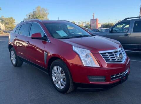 2015 Cadillac SRX for sale at Brown & Brown Wholesale in Mesa AZ