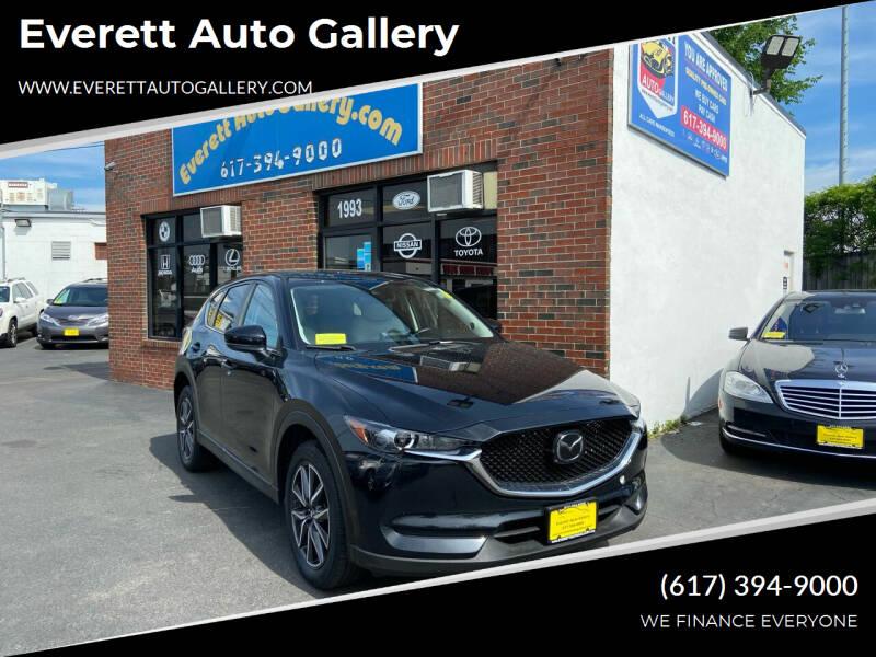 2018 Mazda CX-5 for sale at Everett Auto Gallery in Everett MA