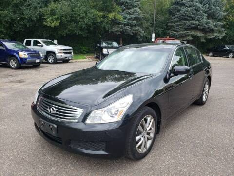 2008 Infiniti G35 for sale at Fleet Automotive LLC in Maplewood MN